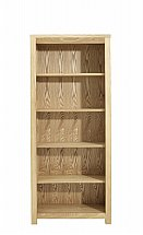 Vale Furnishers - Truro Four Shelf Bookcase